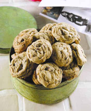 chocolate chip cookies cartoon. chocolate chip cookies recipe.