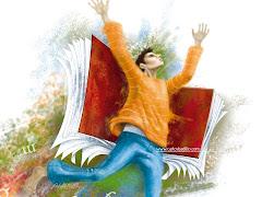 Desplegá alas con un libro prendido al alma