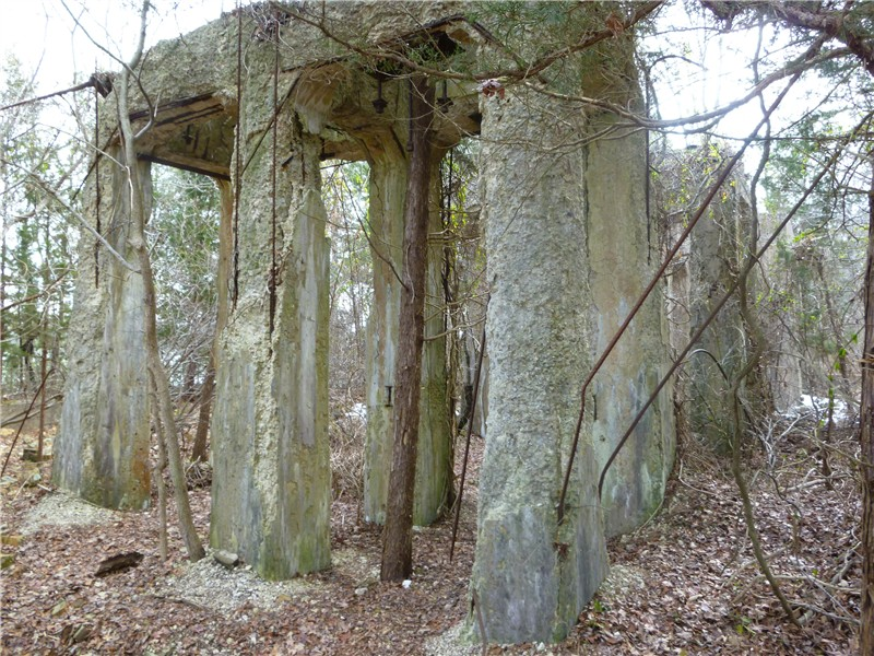 Boyd Artesian Well Right Artesian Well Ruins