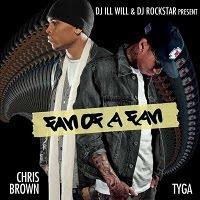 Chris Brown And Tyga 2010