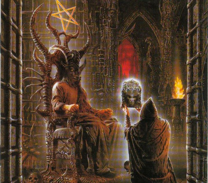 Sodom Witching Metal