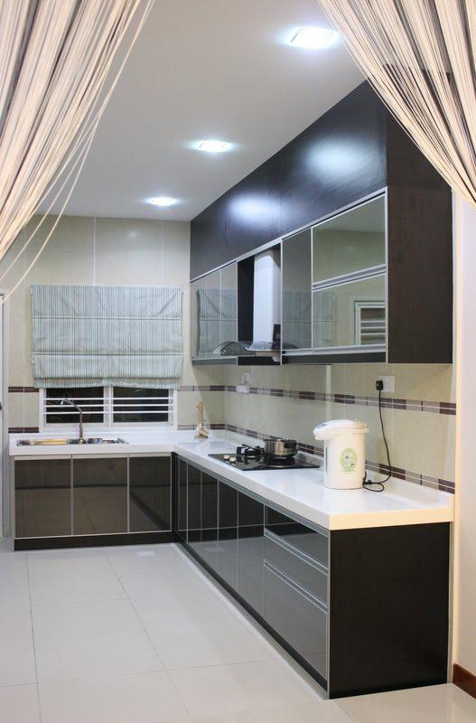 harga kitchen cabinet murah
