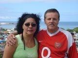 Rosangela e Tio Paulo