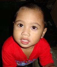 Anak ketiga : Abdul Alim