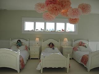 luv decorating girls bedroom
