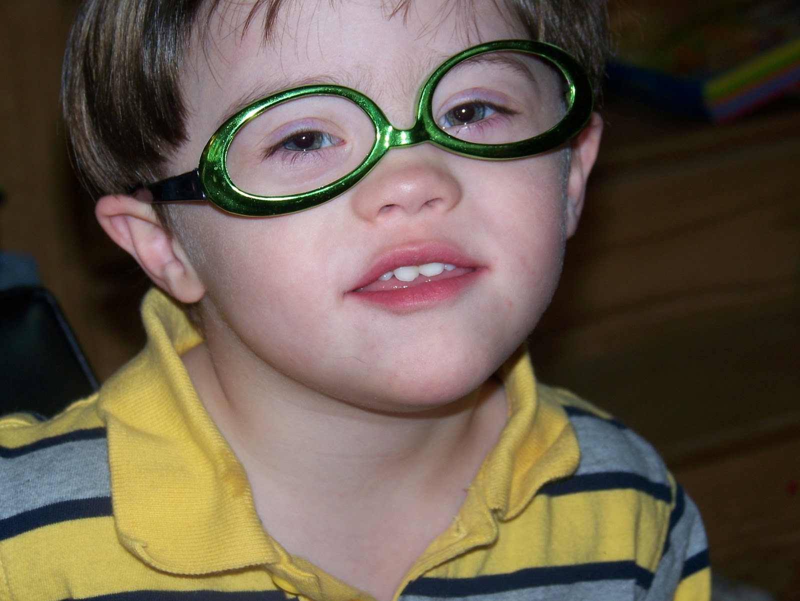 Take a Walk on The Happy Side: Down Syndrome Awareness ...