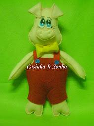 Os bonecos - O porquinho