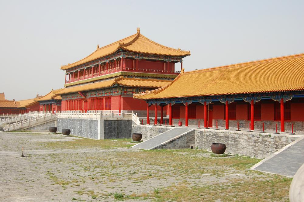 China Exposure The Forbidden City Beijing