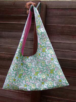 AMY BUTLER NAPPY BAG PATTERN   FREE Knitting PATTERNS