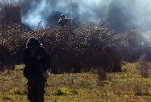 Lucha en Territorio Mapuche