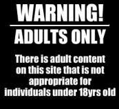 Adults Only!