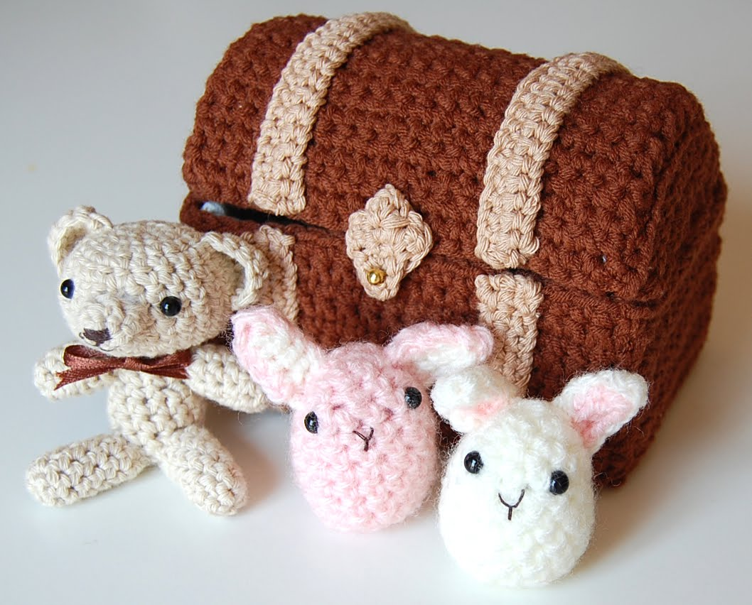 Free Crochet Patterns For Miniature Animals ~ Dancox for .