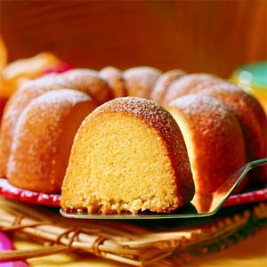 FND: a favorite of mine - Jason's Rum Cake