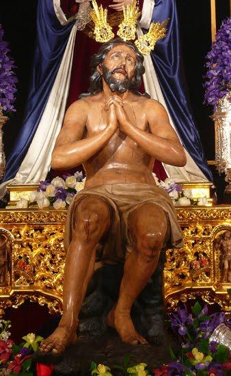 Solemne Bendición de Nuestro Padre Jesús de las Penas. Besapies_Estrella003