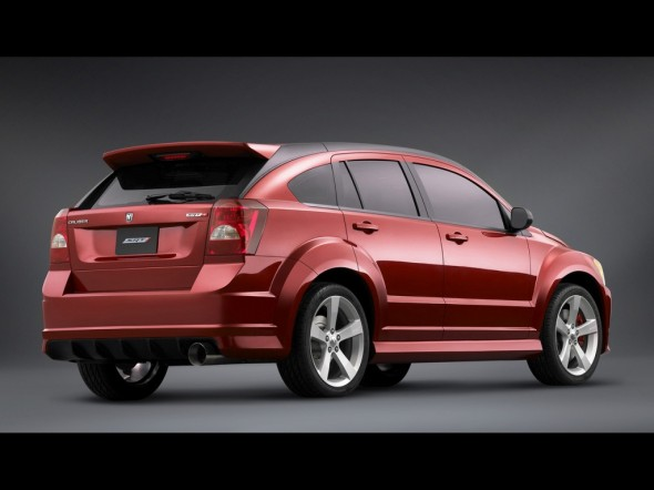2007 Dodge Caliber Se. The all-new Dodge Caliber SRT4