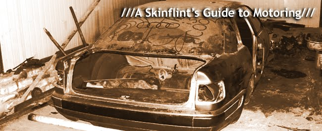 A Skinflint's Guide to Motoring