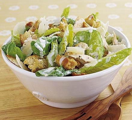 december twentieth: Caesar Salad Recipe