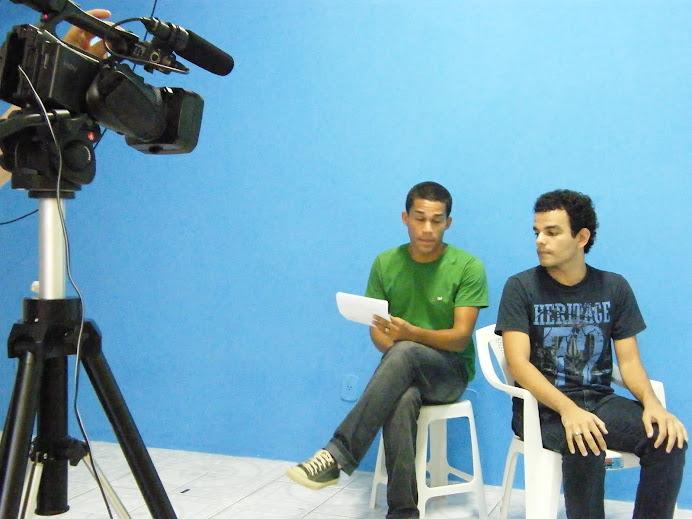 ATORES BAIANOS FAZEM TESTE PARA FILME NACIONAL DESAMORES