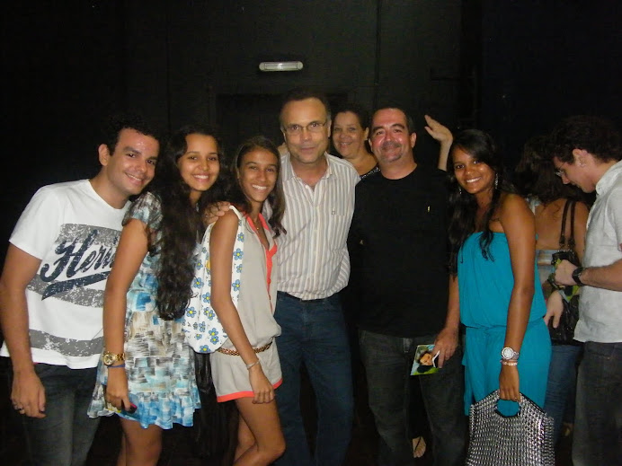 BATE PAO DA CAP ESCOLA DE TV EM SALVADOR