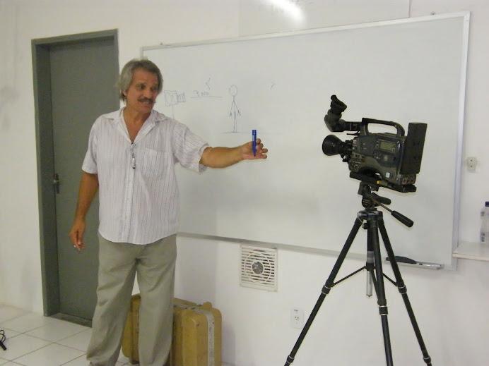 CURSO DE CINEGRAFISTA NA CAP ESCOLA DE TV