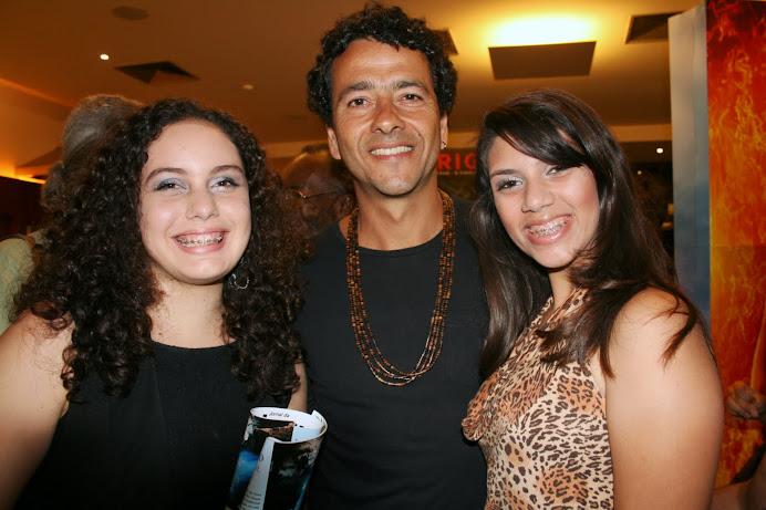 Tábita, Marcos Palmeira e Vitoria