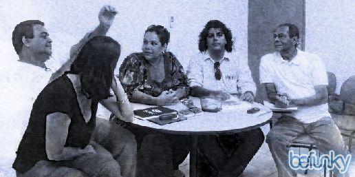 1ª REUNIÃO SOBRE O FILME 2 DE JULHO