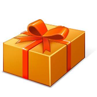 ... de regalos que estaban cerca de la chimenea su madre entró y le