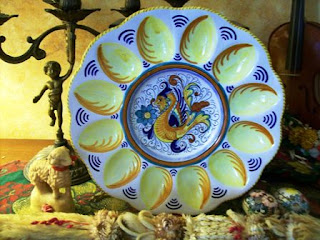 Ceramica che passione una pasqua voluta servendo l for Decorazione stanze vaticane