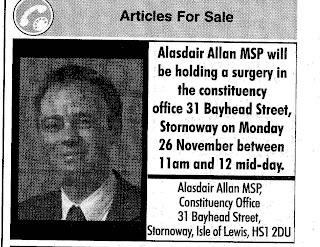Alasdair Allan