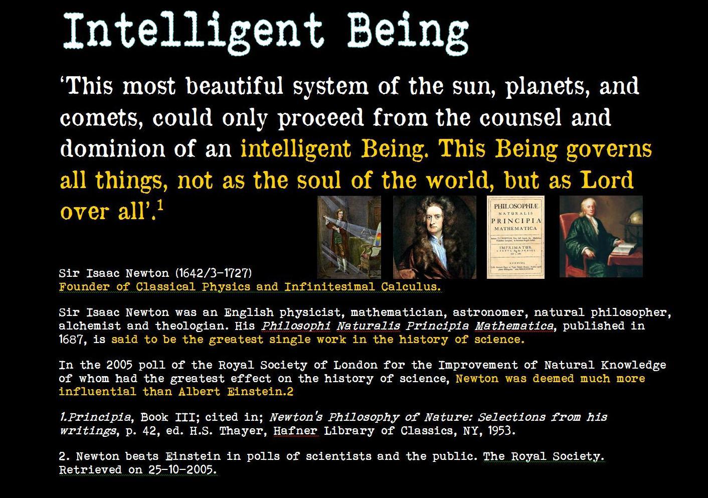 isaac quotes pdf newton 2010 november hunter of creation friends ministries - Isaac Newton Lebenslauf