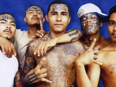 Gang of new york bruno bang
