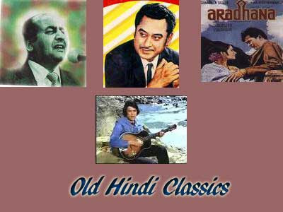 old hindi classics songs