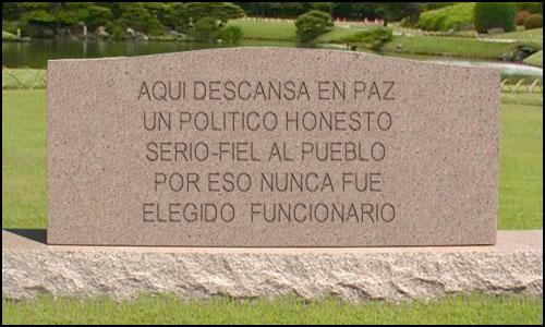 LA OTRA CARA DE LA POLITICA MUNDIAL