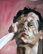 Lucian Freud... My Interpretation