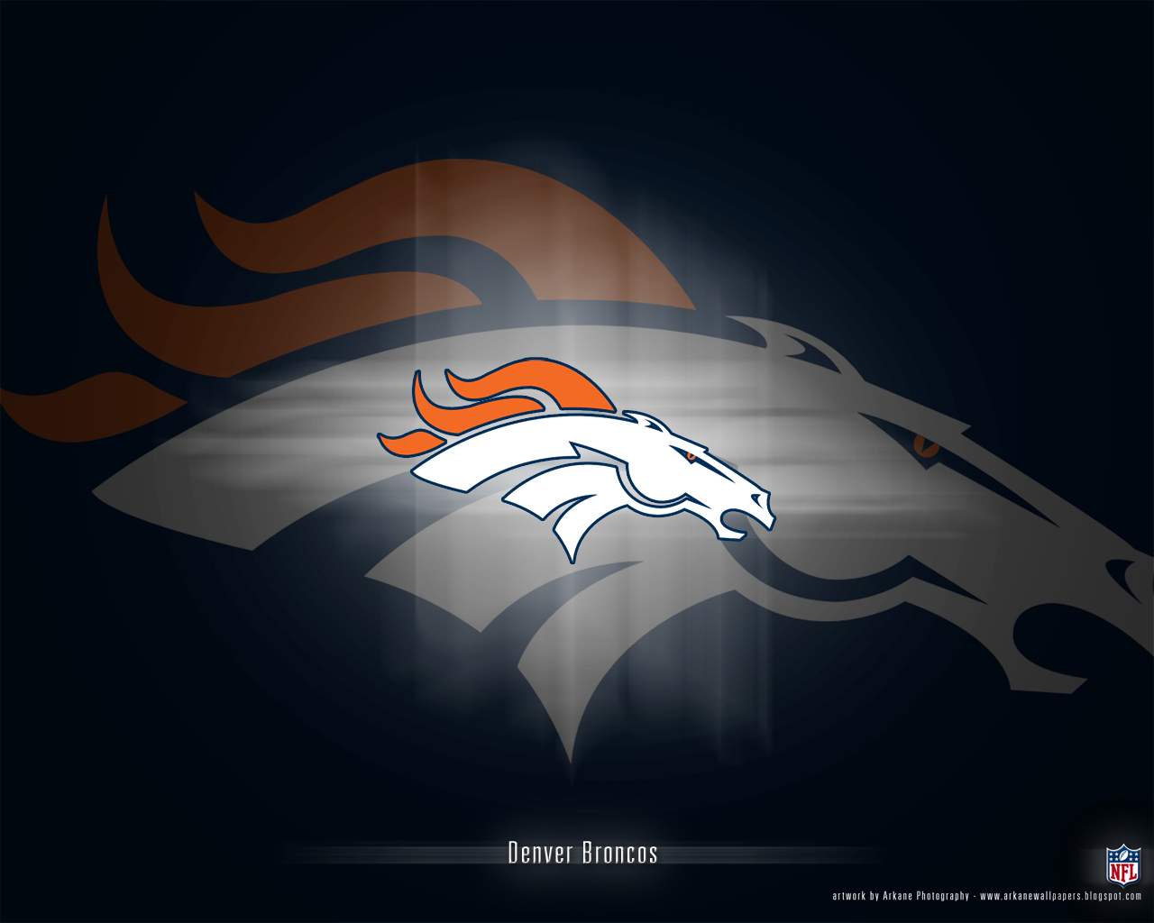 Arkane Nfl Wallpapers Denver Broncos Vol 1