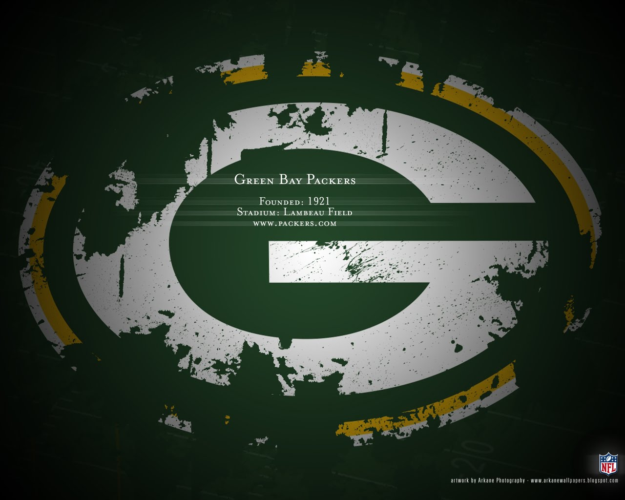 arkane nfl wallpapers profile green bay packers