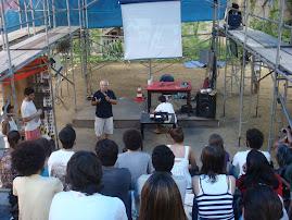 2008 - Brasil - Work-shop na PUC do Rio de Janeiro