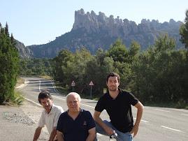 2009 Junho - Visita a Monserrat - Catalunha - Espanha