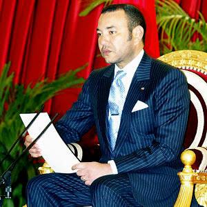 Il Re del Marocco Mohammed VI
