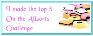 Top 5 @ Allsorts Challenge Blog