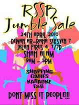 RSSB JUMBLE SALE