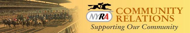 NYRA Community Relations