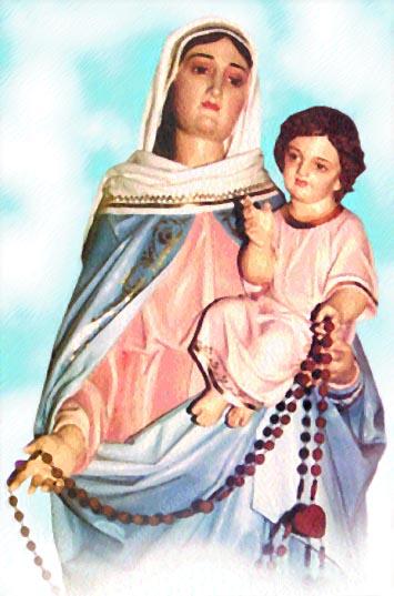 Imagenes religiosas la virgen del rosario oraciones a la virgen del rosario thecheapjerseys Gallery