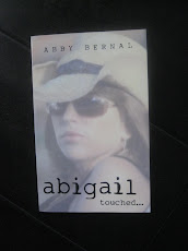 """abigail touched"""