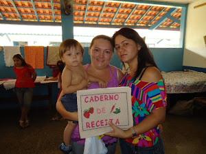 ENTREGA DO CADERNO DE RECEITA
