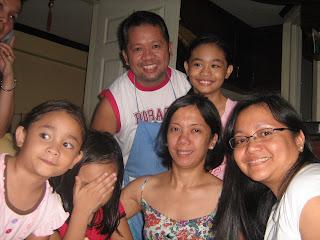 MY WIFE JOLLY'S 2010 BIRTHDAY