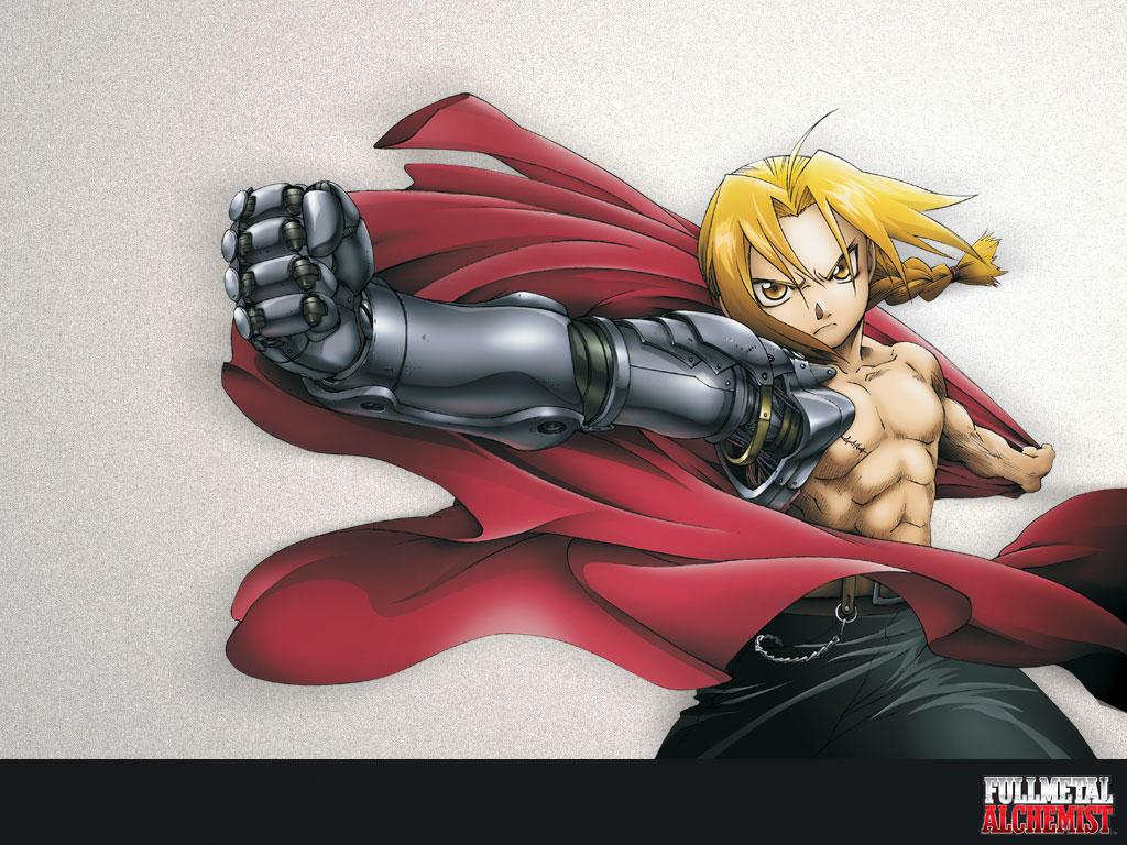 Full Metal Alchemist HD & Widescreen Wallpaper 0.264245897270028