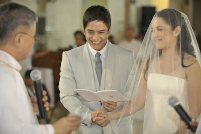 Judy Ann Santos and Ryan Agoncillo's Wedding
