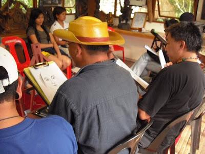 The Artists - Tam-awan Village