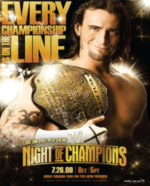 2009 WWE Night of Champions | Jeff Hardy is the new World Heavyweight Champion!